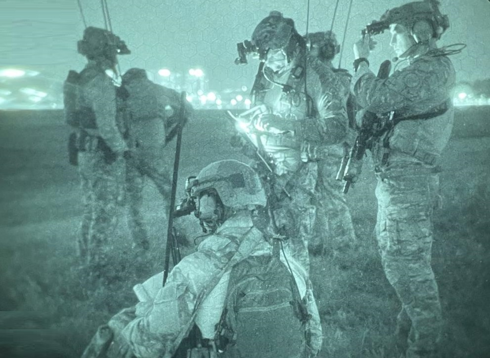 United States Forces Korea Conducts Surgical Strike-Like Drill Simulating North Korea