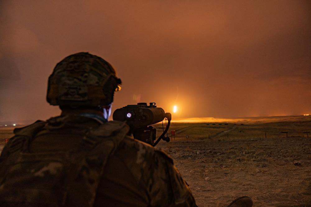 US Army Concludes Dynamic Front 21 Phase 2 Exercise at Polatli Training Area, Turkey