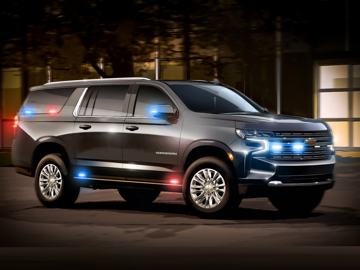 GM Defense Awarded $36 Million Contract to Build Heavy Duty Suburbans for US Government Agencies
