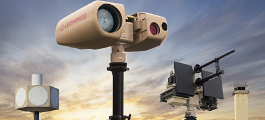Leonardo Supports Royal Air Force and US Air Force Counter-drone System Collaboration