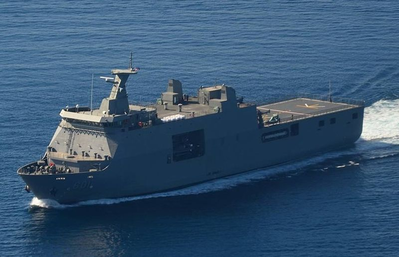 Philippine Navy to Acquire Two More Landing Platform Docks with Landing Craft Utilities