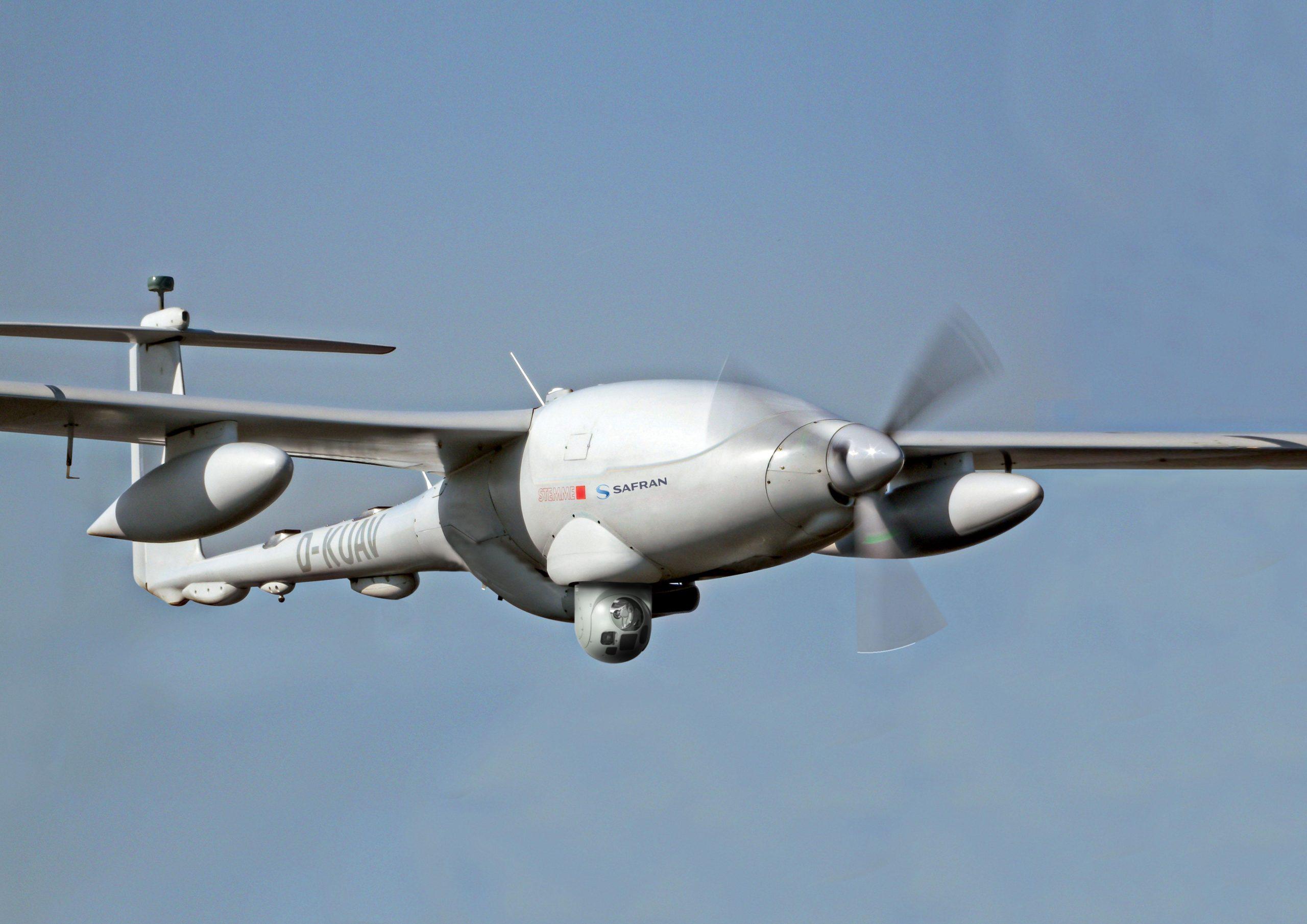 Safran's Patroller Maritime Drone