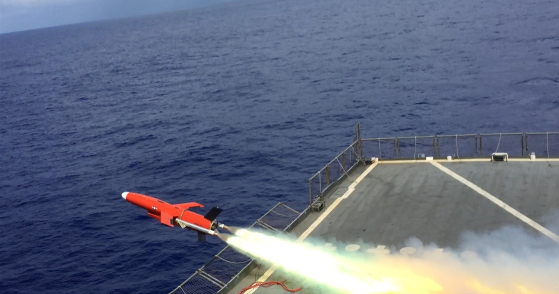 US Navy Conducts Multiple BQM-177A Subsonic Aerial Target Test Flights Off Coast of Japan