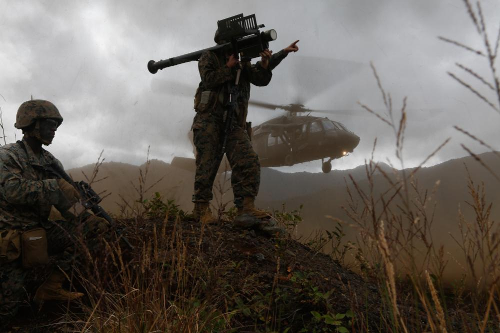 US Navy-Marine Corps Team Brings Integrated Lethality During Exercise Noble Jaguar 2021