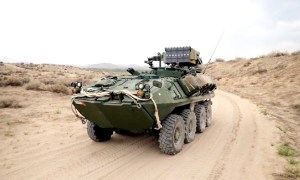 UVision Unveils its HERO Multi-Canister Launcher (MCL) for US Marine Corps