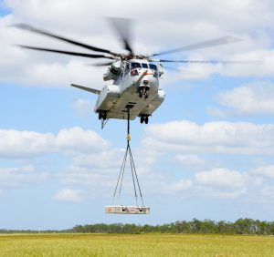 CH-53K King Stallion Specifications