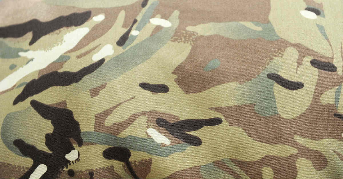 top 20 military camouflage