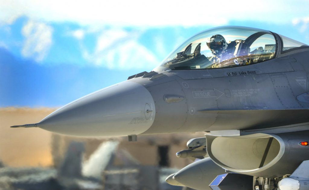 F-16 Fighting falcon facts