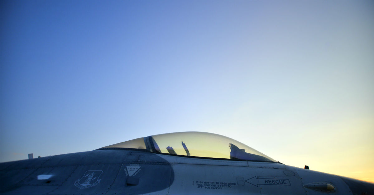 QF-16 Unmanned Aircraft