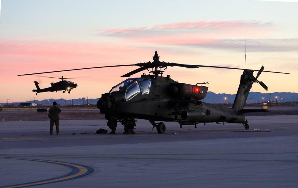 Apache Ft. Bliss AH-64 Apache Facts