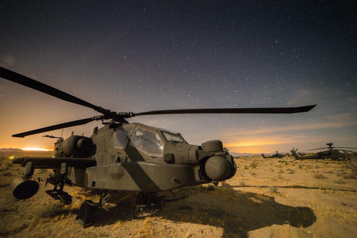 Apache Ft Bliss