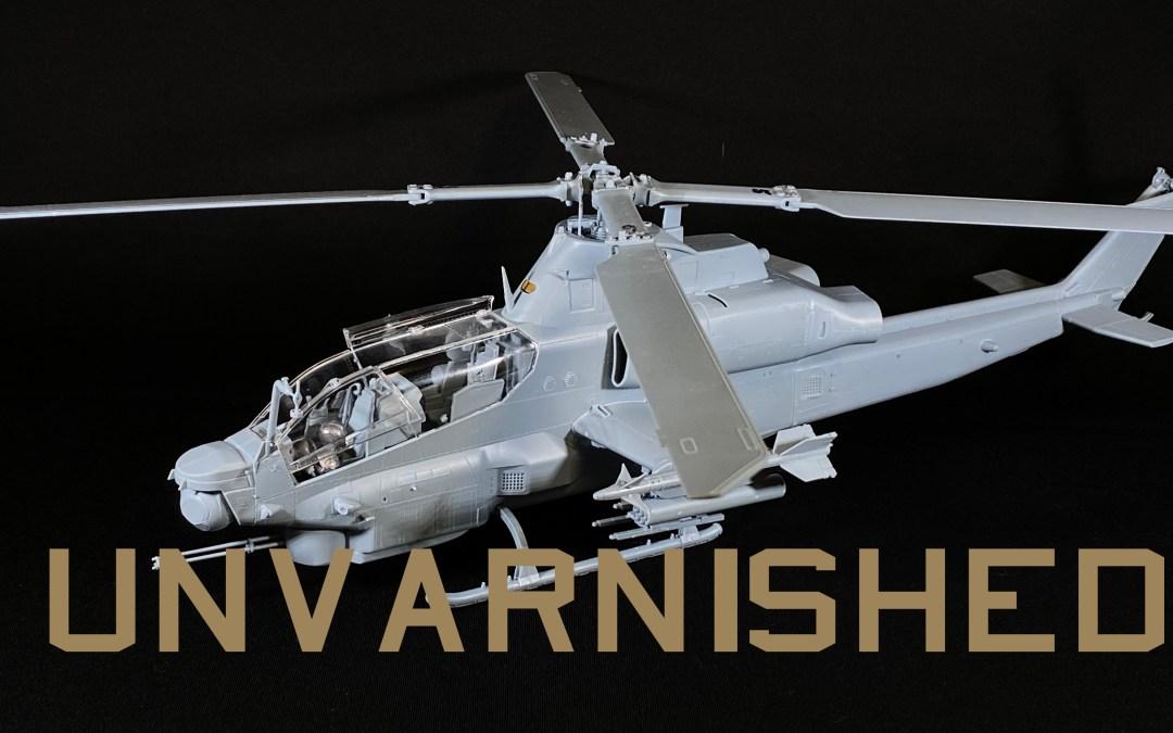 Academy 1/35 AH-1Z Viper