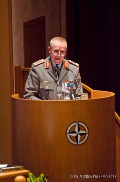 Brig. General Heinz Krieb