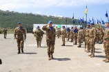 La rassegna del Comandante della JTF-L Gen.B. Francesco OLLA