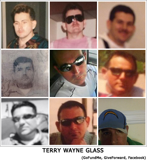 terry wayne glass - photos