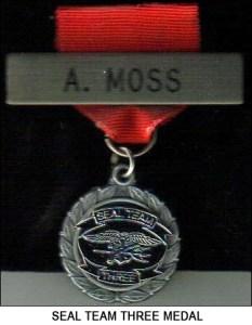 moss-seal team three medal
