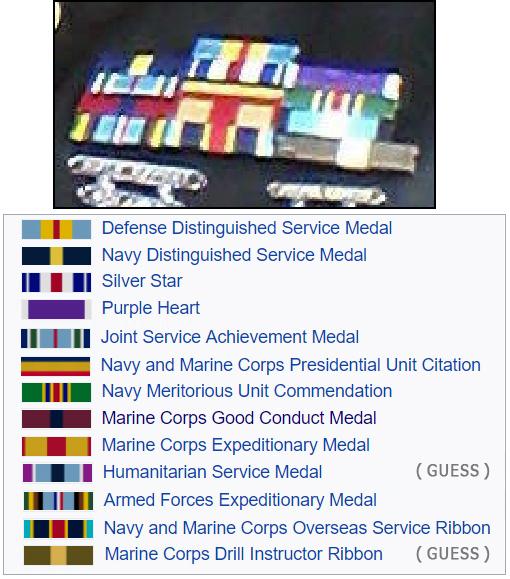 castellano-medals