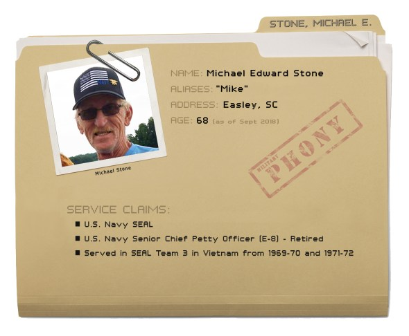 Stone - Dossier