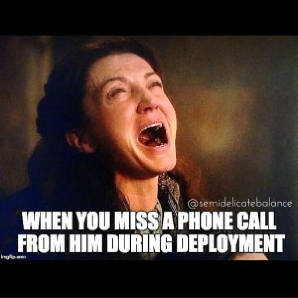 deployment funny