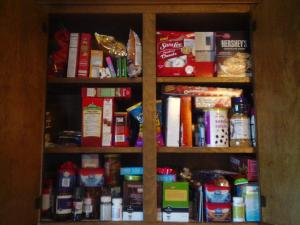 Tips for a PCS-Purge of Your Pantry
