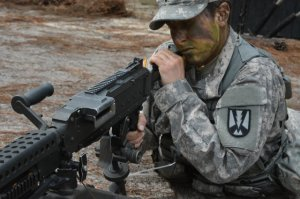 First Females Competing to be Army Rangers