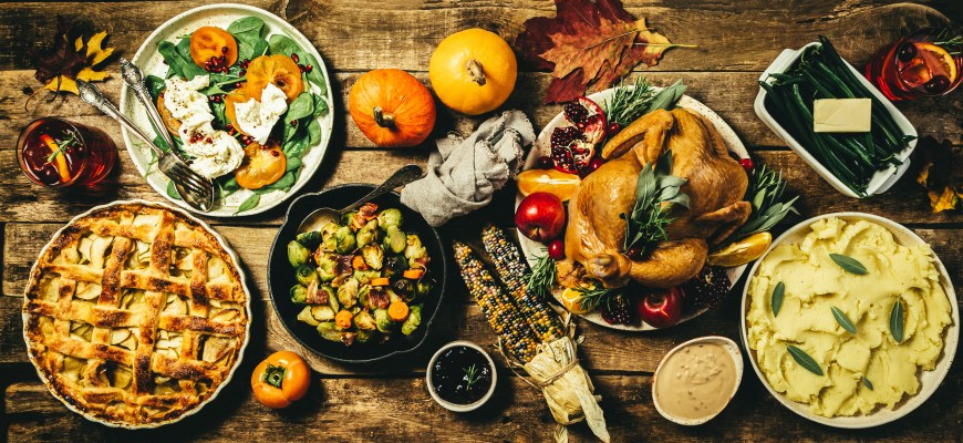 Easy Fall Feasts Start at Your Commissary!