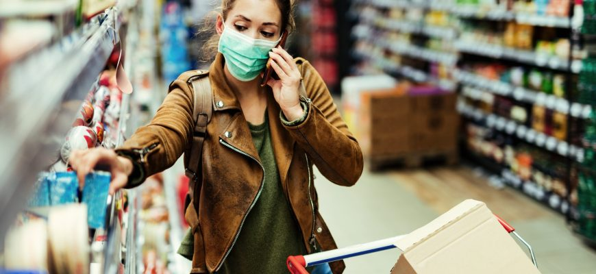 Quick Commissary Shopping Tips for the Pandemic