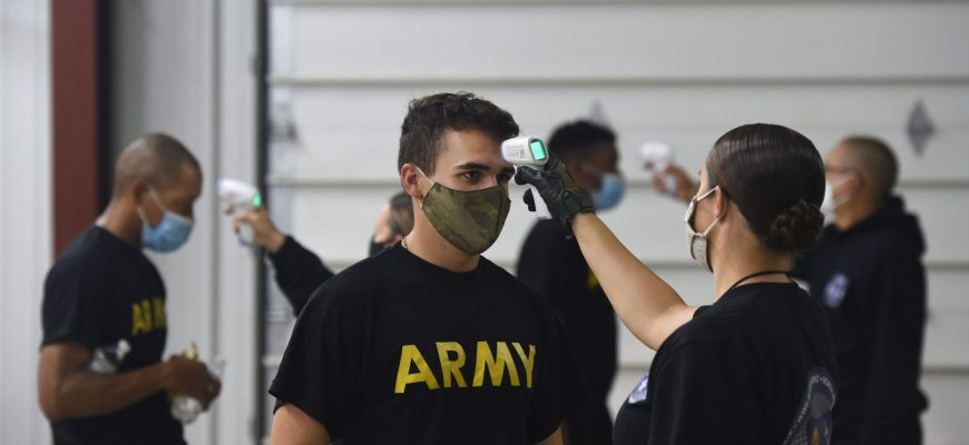 Changes made to the Army Physical Fitness Test