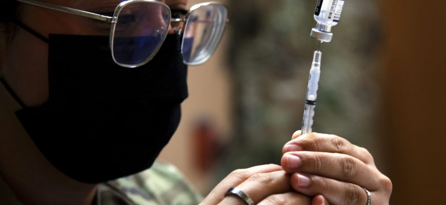 What does a mandatory vaccination mean for service members?