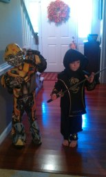 Bumble Bee and Ninja, 2012