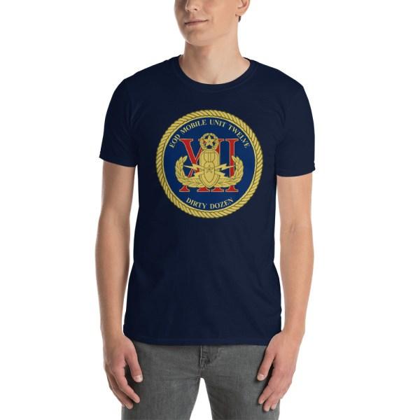 Explosive Ordnance Disposal Mobile Unit 12 tshirt