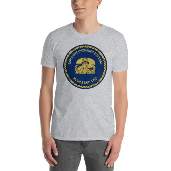 Explosive Ordnance Disposal Mobile Unit 2 tshirt