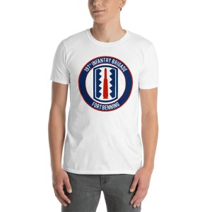 197th Infantry Brigade tshirt