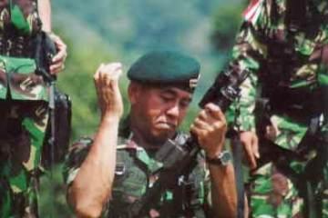 Jenderal Ryamizard Ryacudu Batalyon Raider