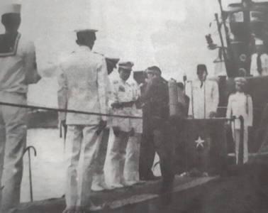 Operasi Jayawijaya KRI Tjandrasa