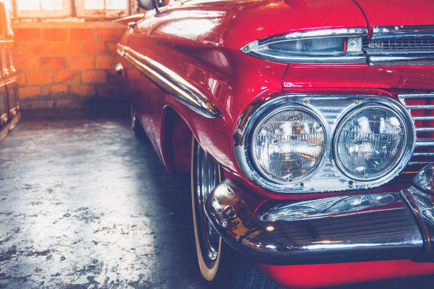 How To Store Your Classic Car For The Chicago Winter Militos Auto Repai