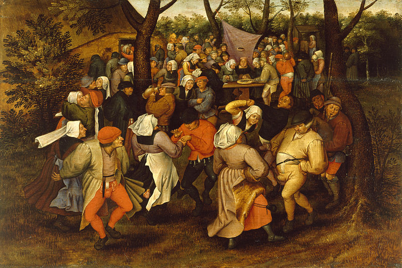 At The Holburne: Bruegel