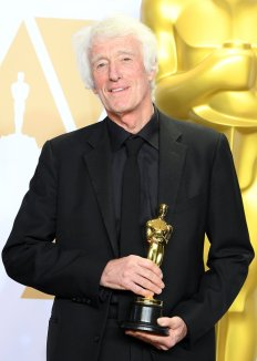 Roger Deakins, winner of the Best Cinematography (Photo by Steve Granitz/WireImage)