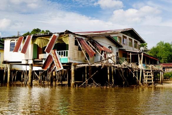 brunei village