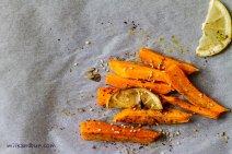Aromatic carrot!