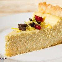 German Cheesecake - Käsekuchen