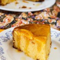Winter Orange Cake
