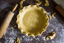 Buttery Flaky Pie Crust