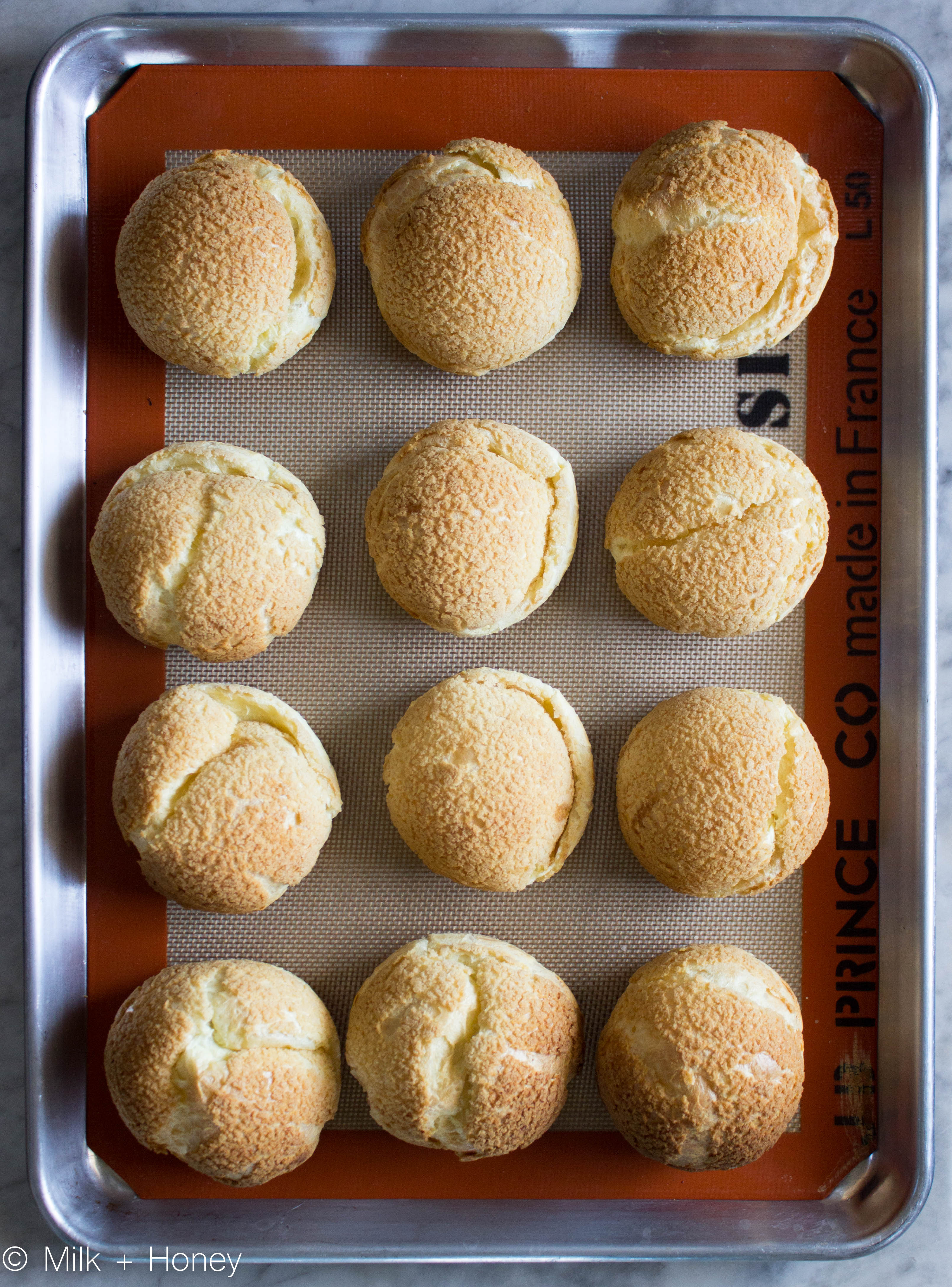 Pate a Choux, the Protean Pastry