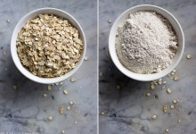 Oat Flour, the Gateway to Alternative Baking