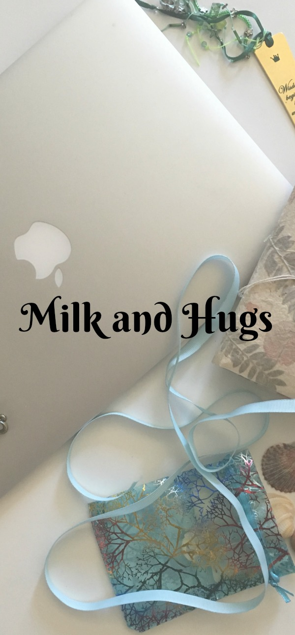 A Gilbert Kind of Life has been rebranded as Milk and Hugs, a site dedicated to parenting life and breastfeeding