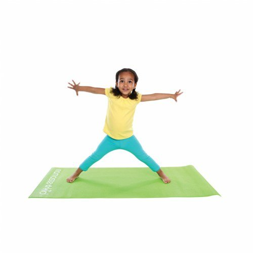 Easy ways to Introduce Yoga to Kids - supplies