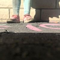 How to Make Liquid Sidewalk Chalk With Just 3 Ingredients!
