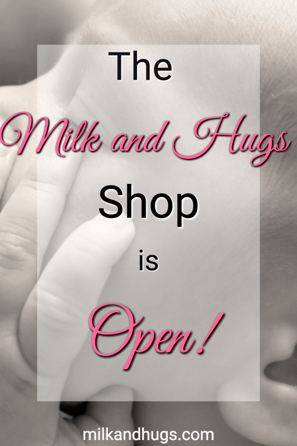 If you plan to breastfeed, you need to prepare to breastfeed. The Natural Breastfeeding Home Study Course can help you do that - now available in the Milk and Hugs Shop! #Breastfeeding #BreastfeedingEducation