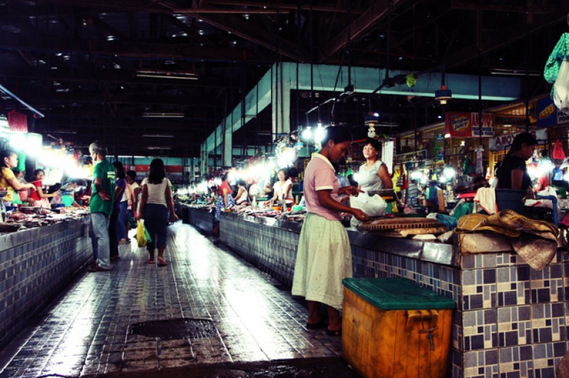 san-fernando-philippines-fish-market